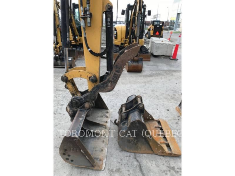 CATERPILLAR TRACK EXCAVATORS 304CCR equipment  photo 8