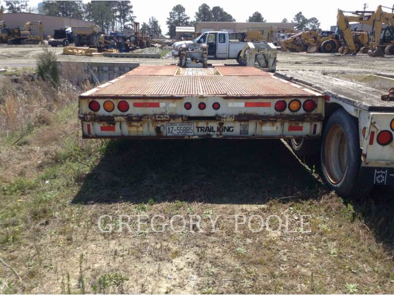 TRAILKING TRAILERS TK70DGHT equipment  photo 16