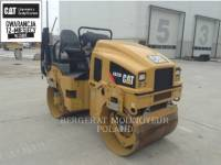 CATERPILLAR COMPACTEURS TANDEMS VIBRANTS CB22BLRC equipment  photo 1