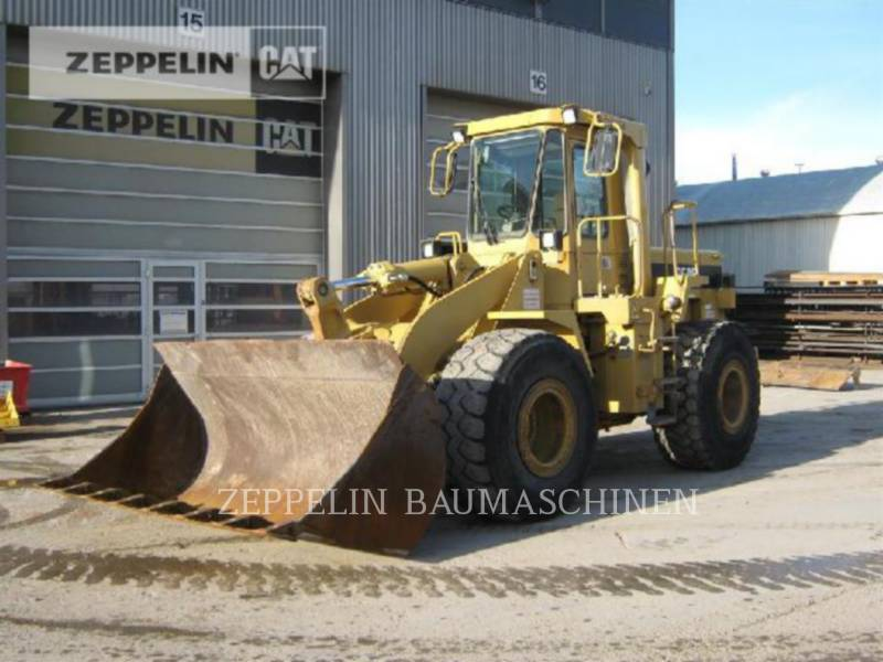 CATERPILLAR CARGADORES DE RUEDAS 950F equipment  photo 7