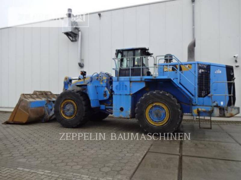 CATERPILLAR RADLADER/INDUSTRIE-RADLADER 988K equipment  photo 3