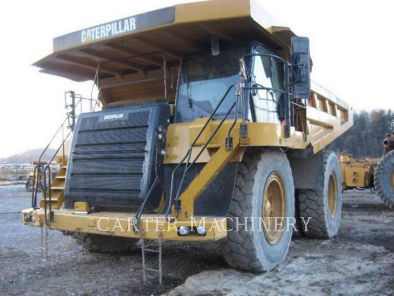 Caterpillar CAMION MINIER PENTRU TEREN DIFICIL 777F equipment  photo 2