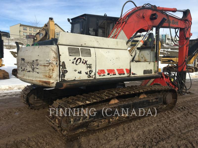 LINK-BELT CONSTRUCTION Forestal - Procesador 210LX equipment  photo 2