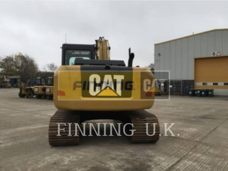 CATERPILLAR EXCAVADORAS DE CADENAS 313FL GC equipment  photo 5