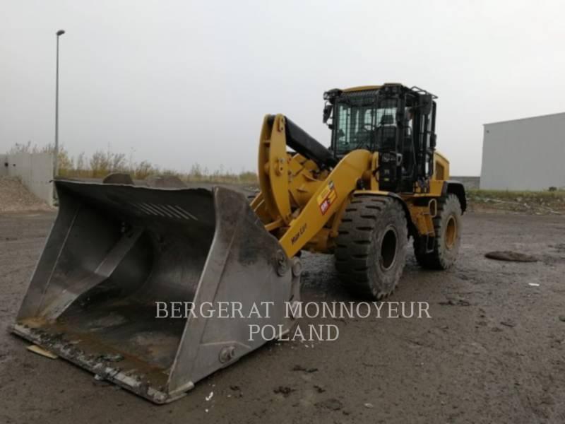 CATERPILLAR ŁADOWARKI KOŁOWE/ZINTEGROWANE NOŚNIKI NARZĘDZI 930M equipment  photo 4