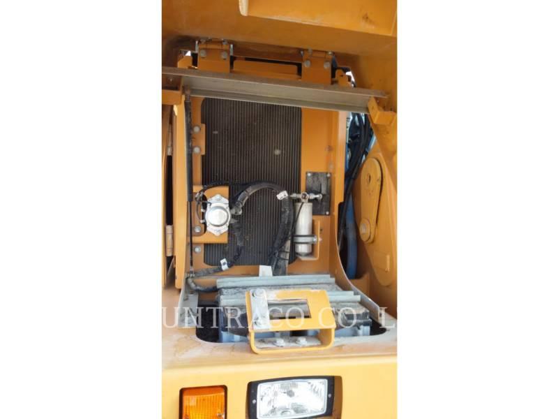 CASE WHEEL EXCAVATORS WX 165 SERIES 2 equipment  photo 15