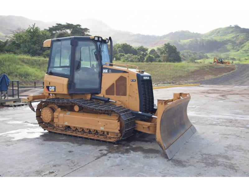 CATERPILLAR TRACK TYPE TRACTORS D 5 K XL equipment  photo 3