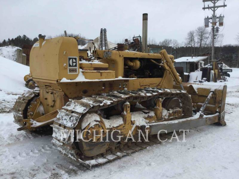 CATERPILLAR KETTENDOZER D6C equipment  photo 3
