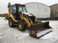 CATERPILLAR BAGGERLADER 420FIT equipment  photo 1