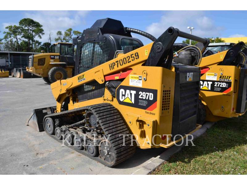 CATERPILLAR MULTI TERRAIN LOADERS 297DXHP equipment  photo 2