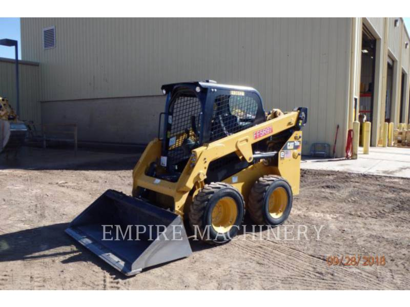 CATERPILLAR CHARGEURS COMPACTS RIGIDES 232D equipment  photo 4