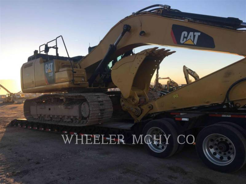 CATERPILLAR ESCAVATORI CINGOLATI 336F L equipment  photo 3
