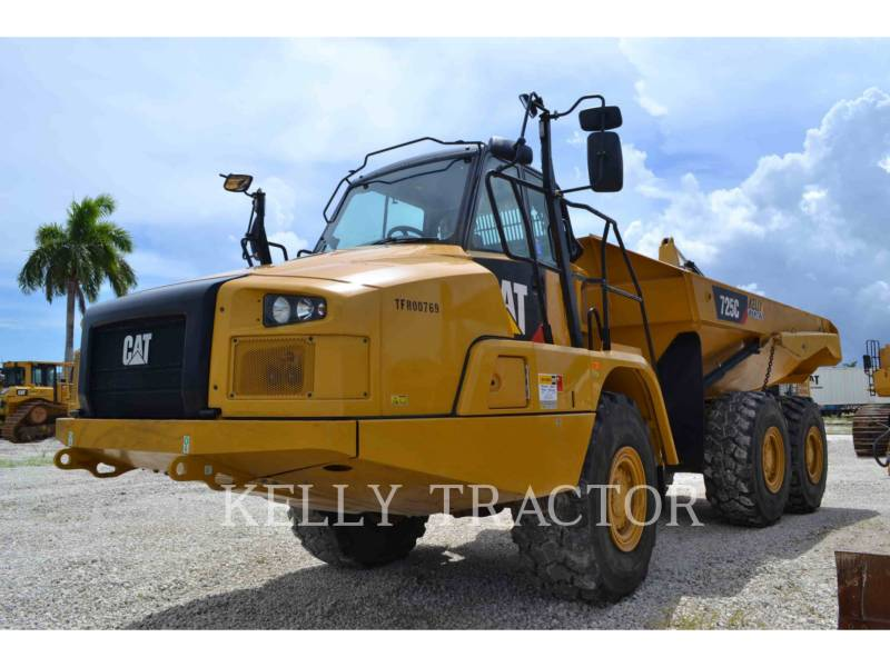 CATERPILLAR CAMIONES ARTICULADOS 725C equipment  photo 5