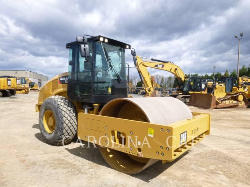 CATERPILLAR COMPACTADORES DE ASFÁLTICOS CS66B CB equipment  photo 6