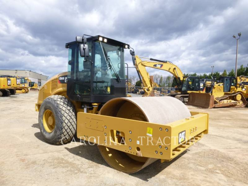 CATERPILLAR ROLETES DO TANDEM VIBRATÓRIO CS66B CB equipment  photo 6