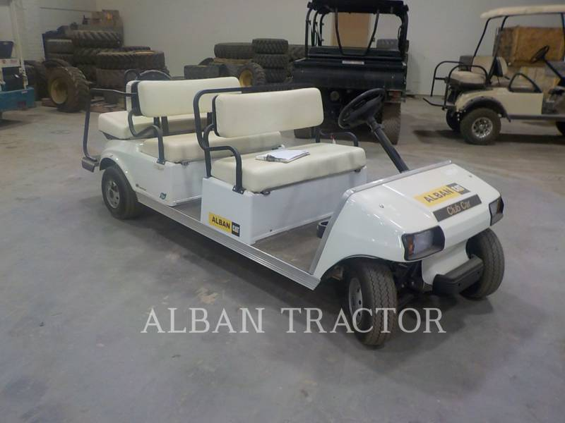 CLUB CAR UTILITY VEHICLES / CARTS VILLAGER6E equipment  photo 1