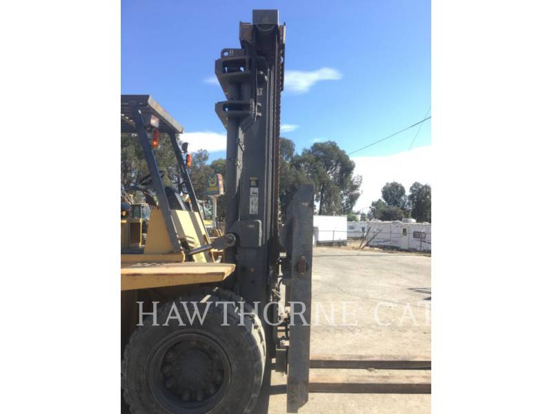 CATERPILLAR FORKLIFTS DP150 equipment  photo 4