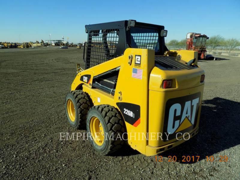 CATERPILLAR スキッド・ステア・ローダ 226B3 equipment  photo 3