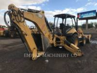 CATERPILLAR BACKHOE LOADERS 450F 4EOMP equipment  photo 2