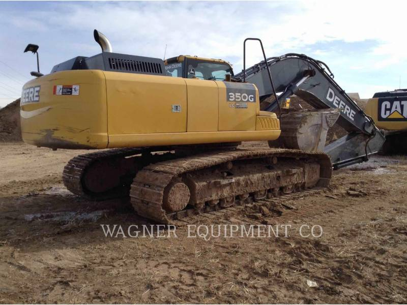 JOHN DEERE TRACK EXCAVATORS 350G equipment  photo 3