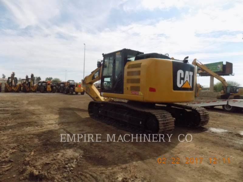 CATERPILLAR トラック油圧ショベル 320E LRR P equipment  photo 3