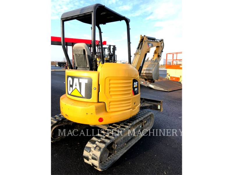 CATERPILLAR トラック油圧ショベル 303ECR equipment  photo 3