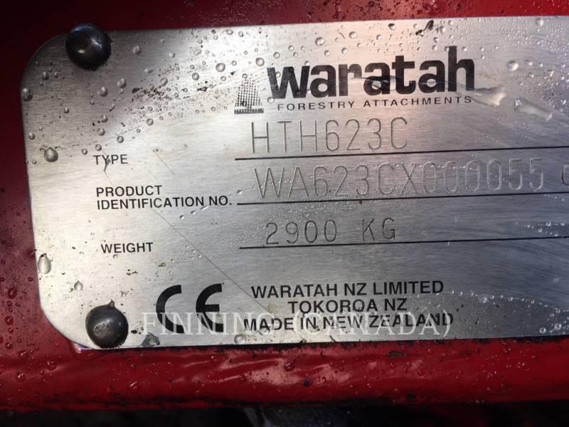 JOHN DEERE 林業 - プロセッサ 2454D equipment  photo 8