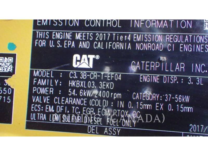 CATERPILLAR CHARGEURS TOUT TERRAIN 289D equipment  photo 2