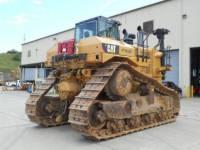 CATERPILLAR TRACK TYPE TRACTORS D11T equipment  photo 8