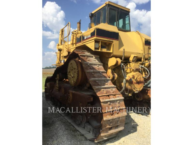CATERPILLAR TRACTORES DE CADENAS D11R equipment  photo 3