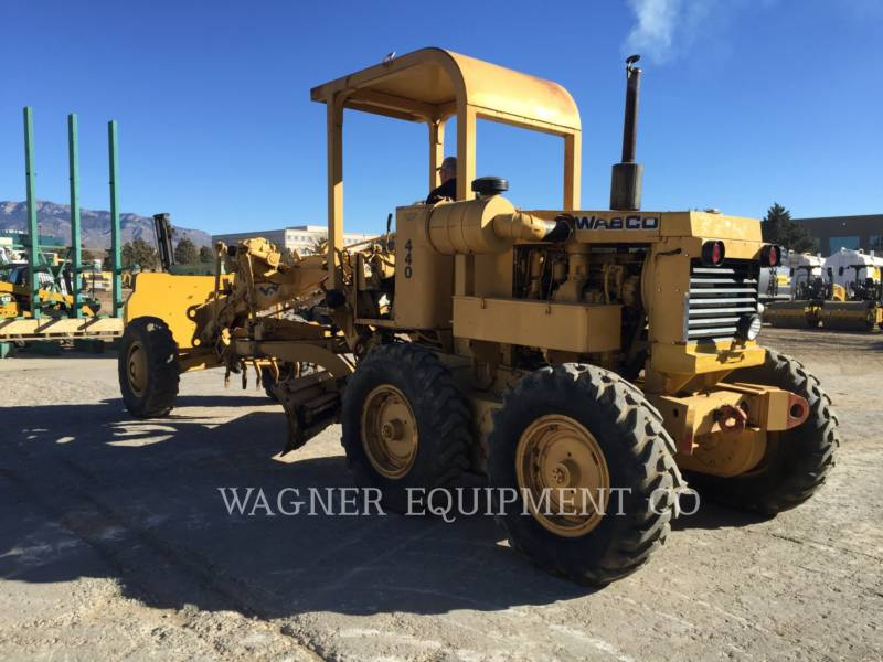 WABCO MOTORGRADER 440HA equipment  photo 2