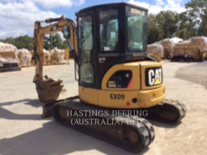 CATERPILLAR PELLES SUR CHAINES 304CCR equipment  photo 3