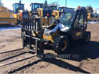 Equipment photo CATERPILLAR TH255C TELEHANDLER 1