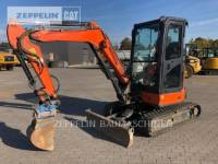 Equipment photo HITACHI ZX33U-5 TRACK EXCAVATORS 1