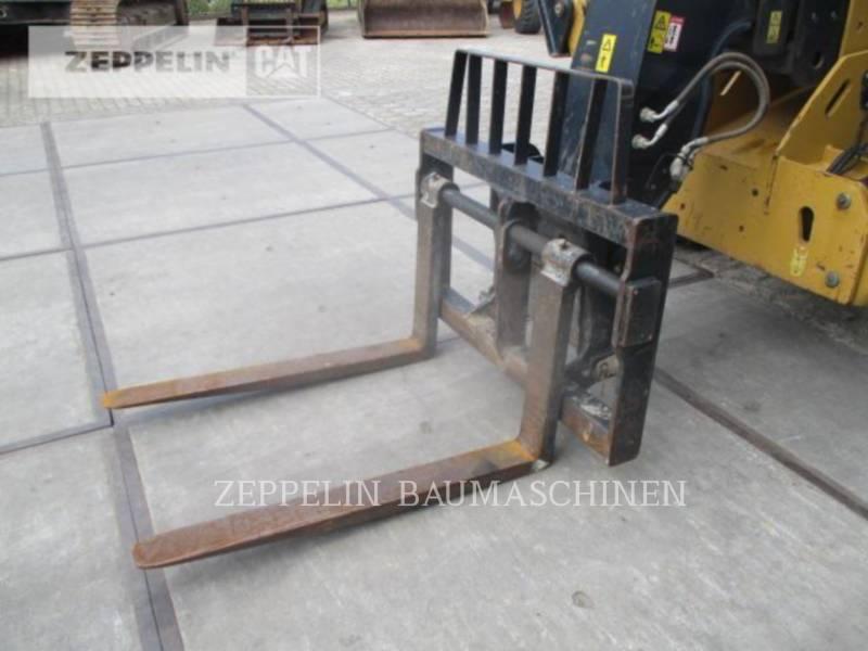 CATERPILLAR TELESKOPSTAPLER TH417CGC equipment  photo 10
