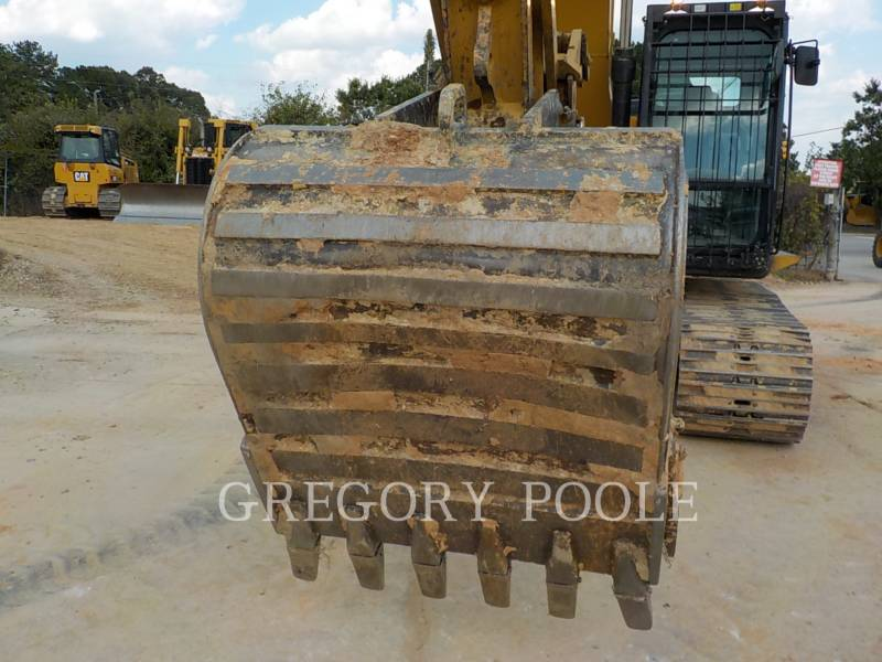 Caterpillar EXCAVATOARE PE ŞENILE 320E L equipment  photo 21