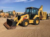 CATERPILLAR BAGGERLADER 420EST equipment  photo 1