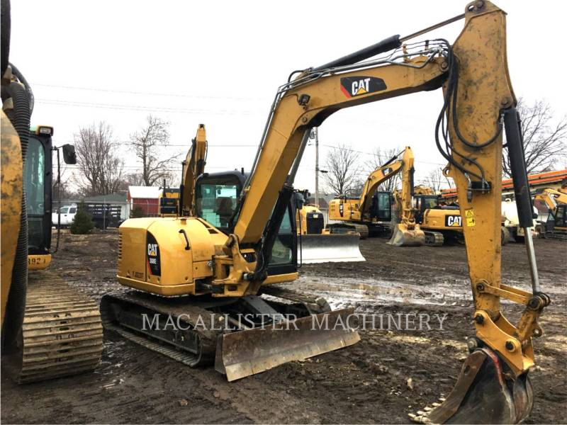 CATERPILLAR KETTEN-HYDRAULIKBAGGER 308E2CRSB equipment  photo 2