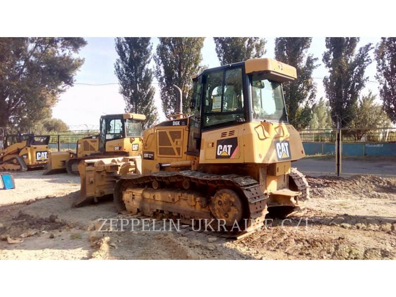 CATERPILLAR TRACTORES DE CADENAS D6KXL equipment  photo 6