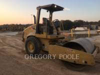 Equipment photo CATERPILLAR CS-423E VIBRATORY SINGLE DRUM SMOOTH 1