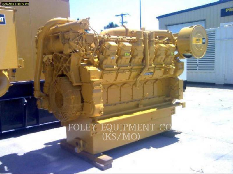 CATERPILLAR INDUSTRIAL D3512EP equipment  photo 1