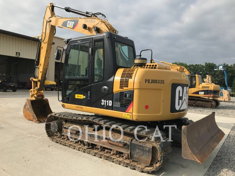 CATERPILLAR TRACK EXCAVATORS 311DLRR equipment  photo 7