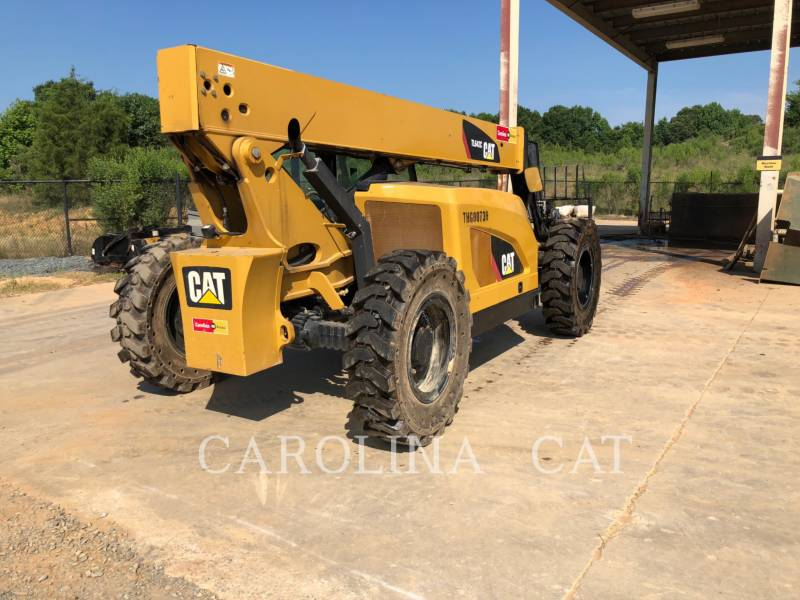 CATERPILLAR MOVIMENTATORI TELESCOPICI TL642C equipment  photo 4