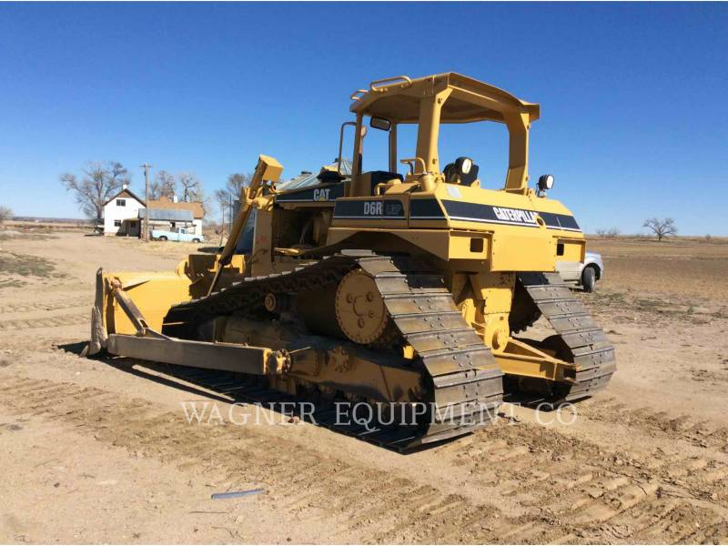 CATERPILLAR TRACTORES DE CADENAS D6RLGP equipment  photo 2