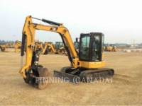 Equipment photo CATERPILLAR 305.5E2CR PELLES SUR CHAINES 1