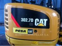 CATERPILLAR EXCAVADORAS DE CADENAS 302.7DCR equipment  photo 17