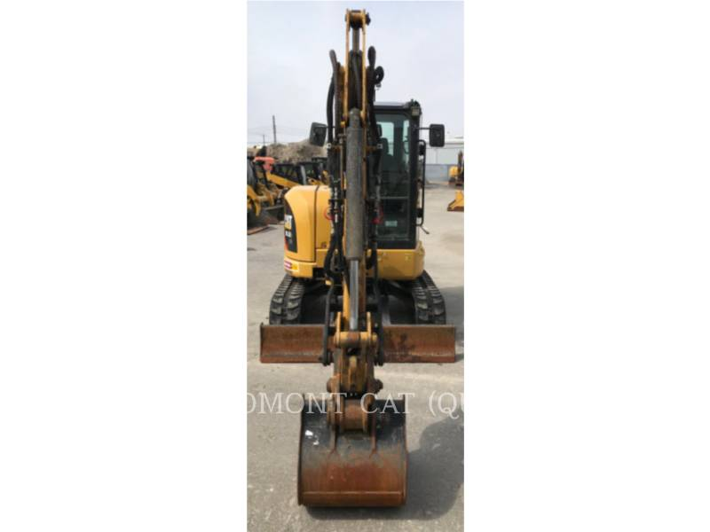 CATERPILLAR TRACK EXCAVATORS 303.5E2 CR equipment  photo 6