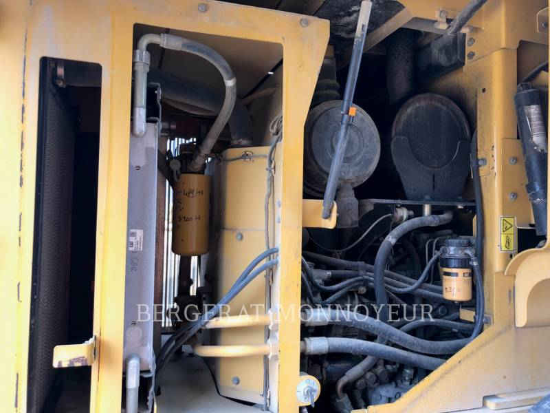 CATERPILLAR RADLADER/INDUSTRIE-RADLADER 930G equipment  photo 9