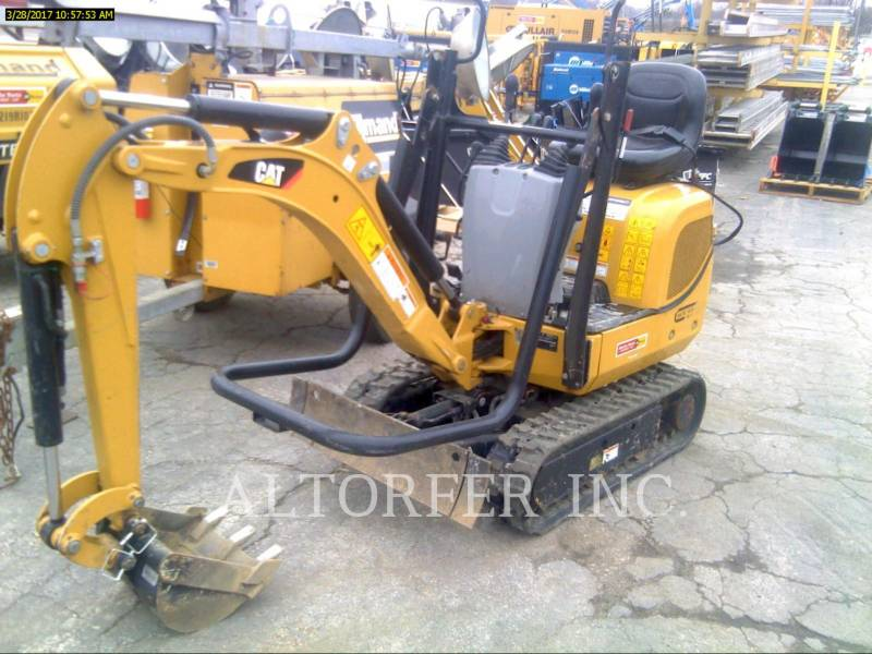CATERPILLAR TRACK EXCAVATORS 300.9D equipment  photo 1