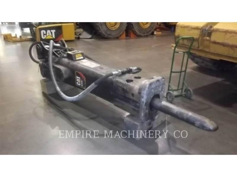 CATERPILLAR WT - ハンマー H140DS equipment  photo 3